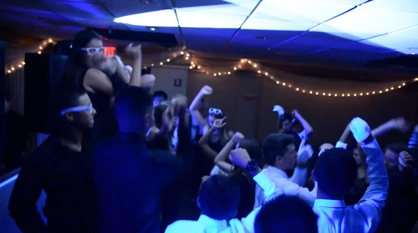 Blacklight Events DJ NY