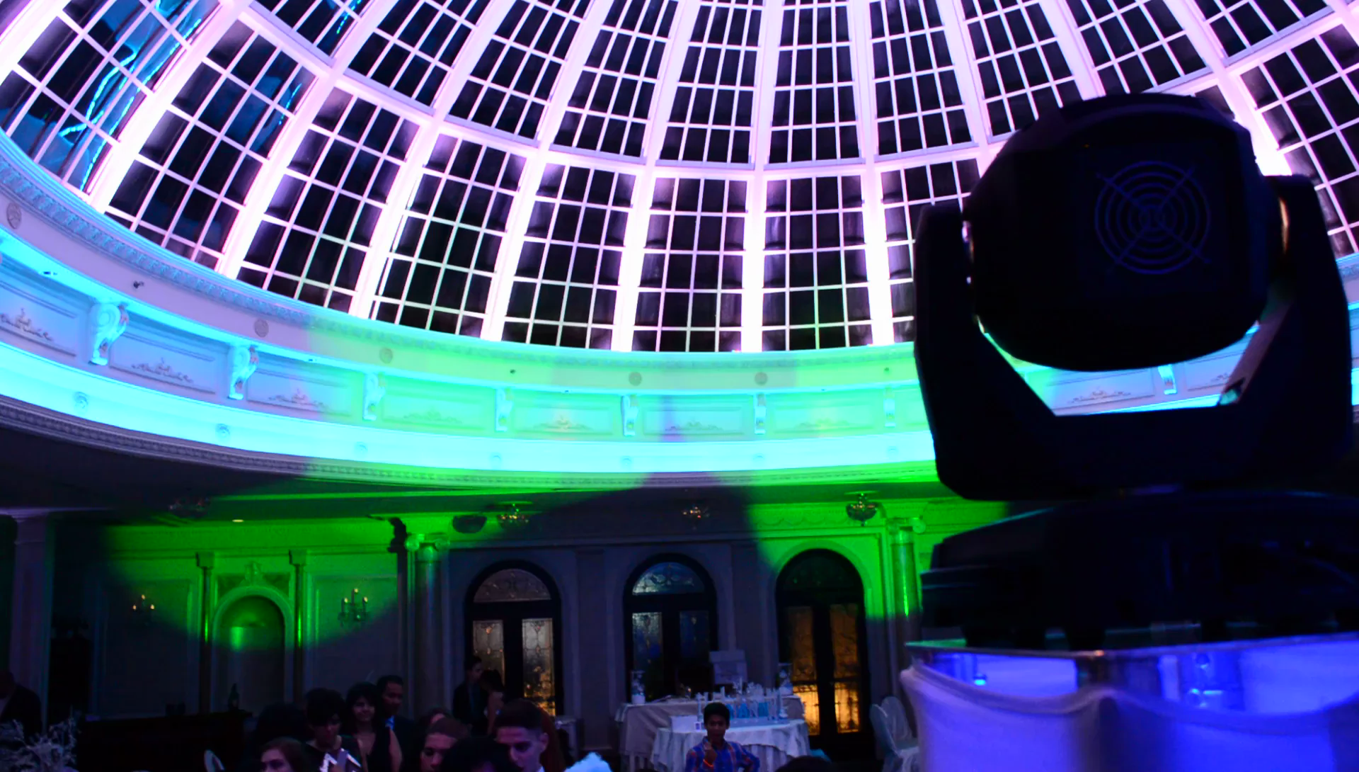 Intelligent Lighting DJ Queens NY